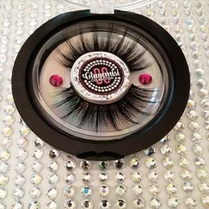 Brooklyn Mink lashes By OLUYEMISI COLLECTION